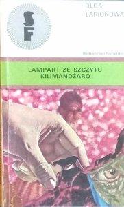Olga Łarionowa • Lampart ze szczytu Kilimandżaro