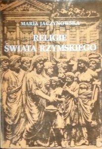 Maria Jaczynowska • Religie świata rzymskiego