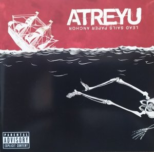 Atreyu • Lead Sails Paper Anchor • CD