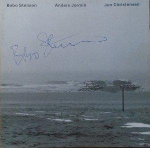 Bobo Stenson Trio • War Orphans • CD [autograf]