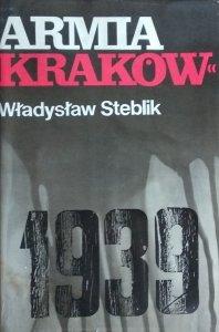 Władysław Steblik • Armia Kraków 1939