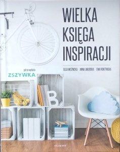 Olga Woźnicka • Wielka księga inspiracji