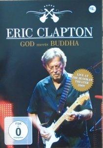 Eric Clapton • God meets Buddha. Live at the Budokan Theater 2009 • DVD
