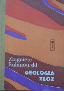 Zbigniew Rubinowski • Geologia złóż