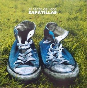El Canto del Loco • Zapatillas • CD