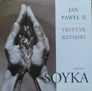 Stanisław Soyka • Jan Paweł II. Tryptyk rzymski • CD