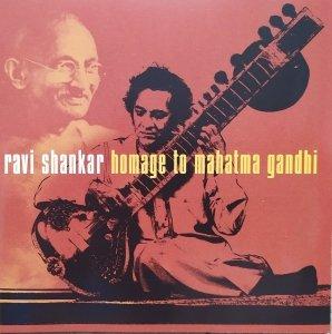 Ravi Shankar • Homage to Mahatma Gandhi • CD