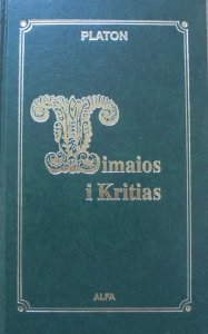Platon • Timaios i Kritias