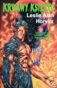 Leslie Alan Horvitz • Krwawy Księżyc
