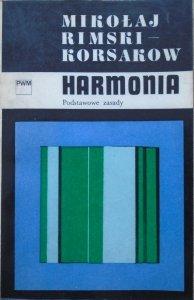 Mikołaj Rimski-Korsakow • Harmonia. Podstawowe zasady