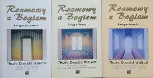 Neale Donald Walsch • Rozmowy z Bogiem [komplet]
