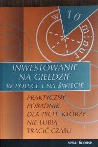 Alexander Saenz • Inwestowanie na giełdzie w Polsce i na świecie