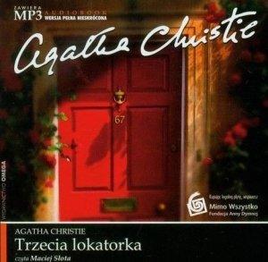 Agatha Christie • Trzecia lokatorka [audiobook]