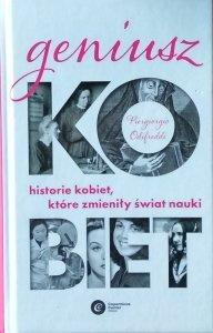 Piergiorgio Odifreddi • Geniusz kobiet. Historie kobiet, które zmieniły świat nauki