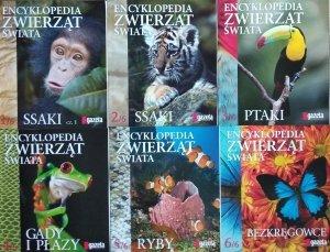 Encyklopedia zwierząt świata • Komplet