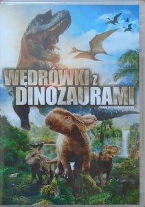 Barry Cook, Neil Nightingale • Wędrówki z dinozaurami • DVD