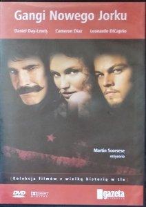 Martin Scorsese • Gangi Nowego Jorku • DVD