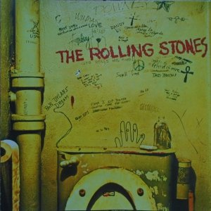 The Rolling Stones • Beggers Banquet • CD