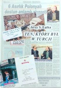 Jerzy Łątka • Ten który był w Turcji