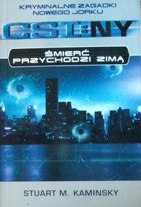 Stuart M. Kaminsky • Śmierć przychodzi zimą. CSI: Kryminalne zagadki Nowego Jorku