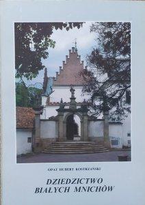Opat Hubert Kostrzański • Dziedzictwo białych mnichów [Cystersi]