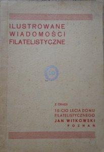 Ilustrowane wiadomości filatelistyczne 1-2/1937