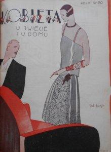 Kobieta w świecie i w domu rocznik 1929 [Norblin]