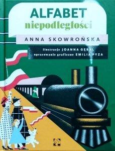 Anna Skowrońska • Alfabet niepodległości