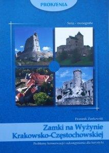Dominik Ziarkowski • Zamki na Wyżynie Krakowsko-Częstochowskiej