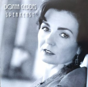 Donna Geddes • Speakeasy • CD