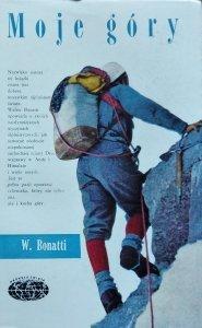 Walter Bonatti • Moje góry [Naokoło świata]