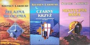Stephen Lawhead • Celtyckie wyprawy krzyżowe [komplet]