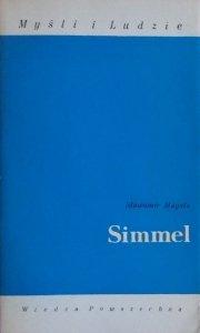 Sławomir Magala • Simmel