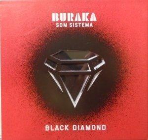 Buraka Som Sistema • Black Diamond • CD