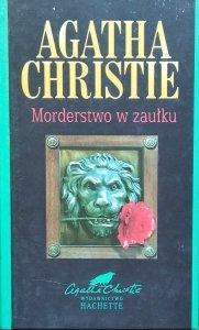 Agata Christie • Morderstwo w zaułku