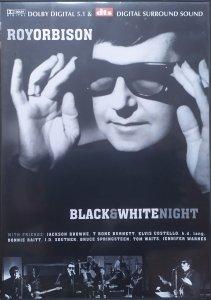 Roy Orbison • Black & White Night • DVD