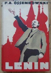 F.A.Ossendowski • Lenin [Teodor Rożankowski, 1930]