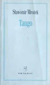 Sławomir Mrożek • Tango