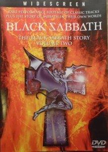 Black Sabbath • The Black Sabbath Story: Volume Two • DVD
