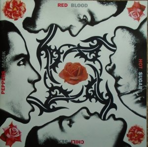 Red Hot Chili Peppers • Blood Sugar Sex Magik • CD