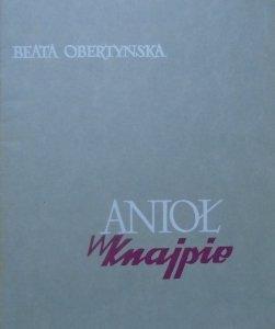 Beata Obertyńska • Anioł w knajpie