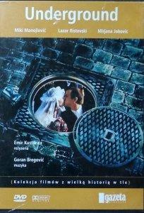 Emir Kusturica • Underground • DVD