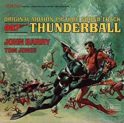 John Barry • Thunderball • CD