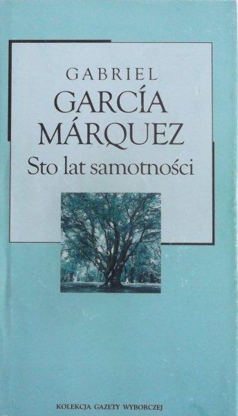 Gabriel Garcia Marquez • Sto lat samotności [Nobel 1982]