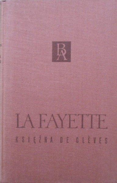 Maria de la Fayette • Księżna de Cleves [Biblioteka Arcydzieł]