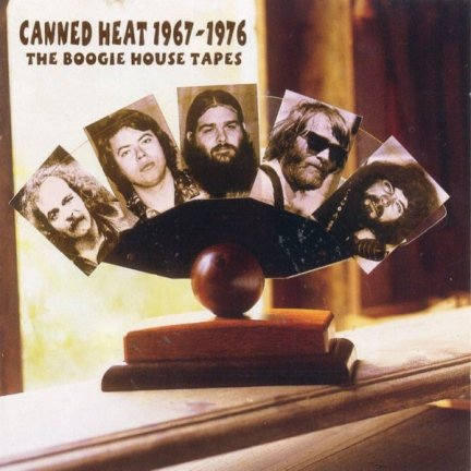 Canned Heat • The Boogie House Tapes 1967-1976 • 2CD