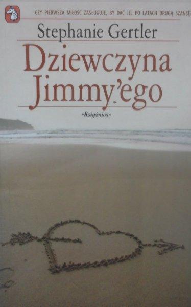 Stephanie Gertler • Dziewczyna Jimmy'ego