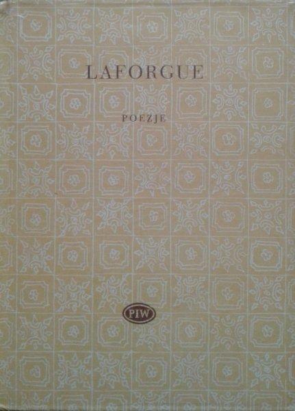 Jules Laforgue • Poezje [Biblioteka Poetów]