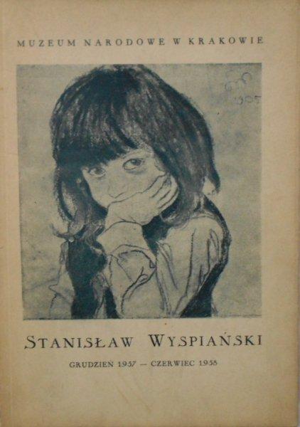 Stanisław Wyspiański 1907-1957 • Katalog wystawy