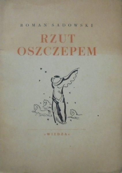 Roman Sadowski • Rzut oszczepem [Andrzej Rudziński]